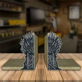 Aparador de Livro Decorativo Séries Game Of Thrones