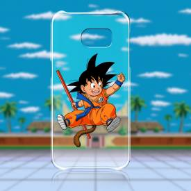 Capinha para Celular Dragon Ball Goku Kid