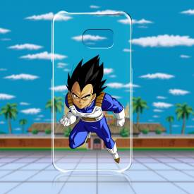 Capinha Para Celular Dragon Ball Vegeta