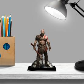Display De Mesa Kratos God Of War
