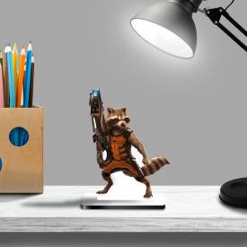 Display De Mesa Rocket Racoon