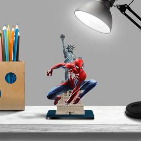 Display De Mesa Spiderman