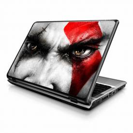 Adesivo Skin para Notebook / Netbook games god of war